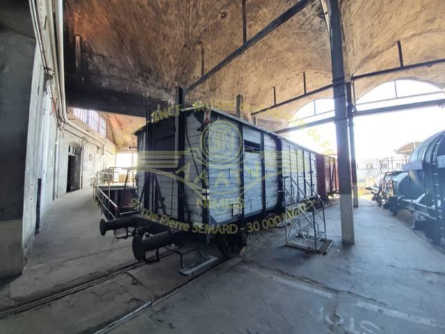 Photo Wagon Prussien